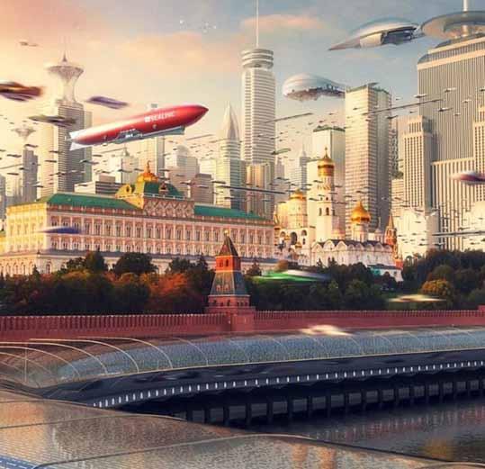 Москва будущего | секретные маргиналы